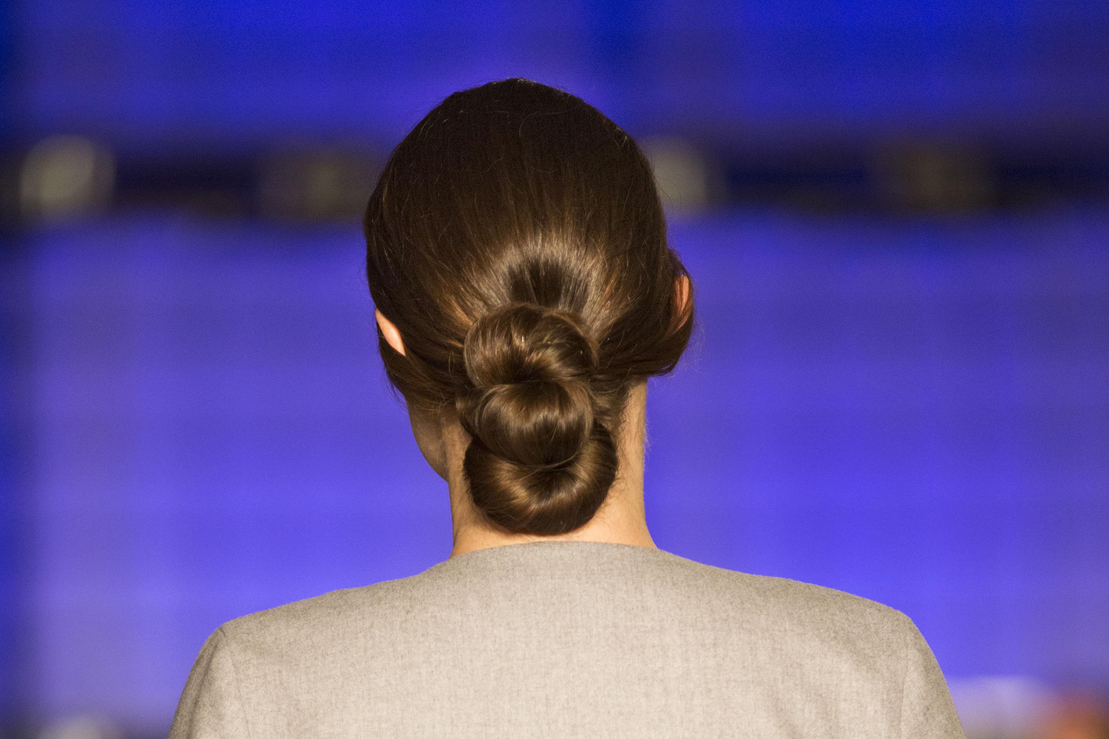 Wella Professionals als Haarpartner für Isabell de Hillerin beim DER BERLINER MODE SALON auf der Berlin Fashion Week am 19.1.2016. Foto: Gero Breloer für WELLA