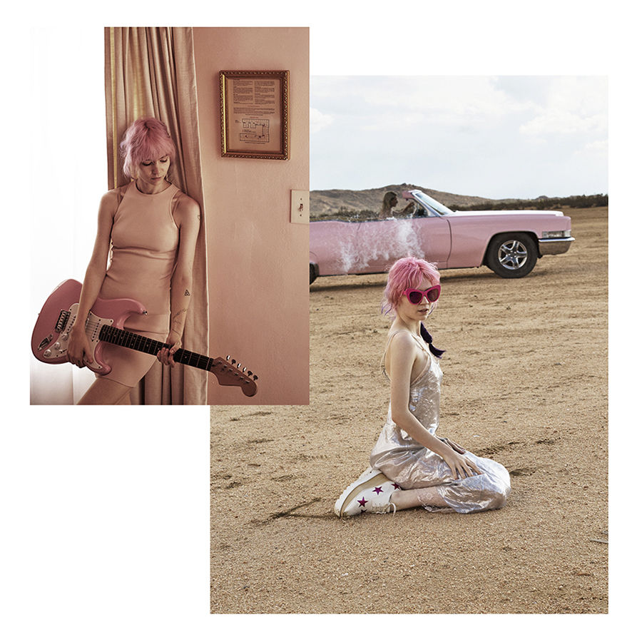 Stella McCartney - Grimes