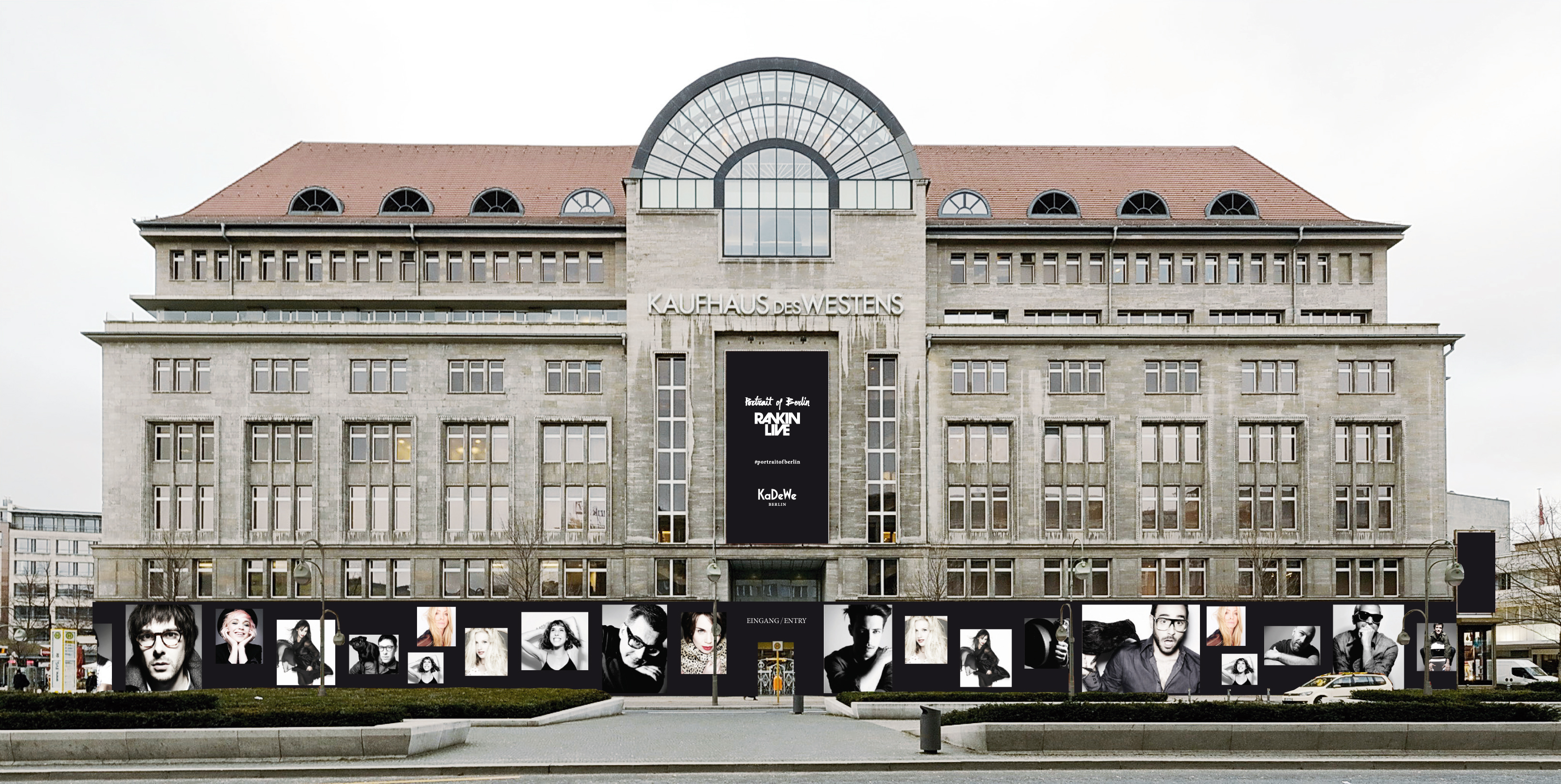 portrait of berlin rankin x kadewe. Black Bedroom Furniture Sets. Home Design Ideas