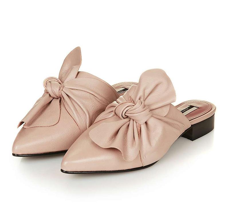 Topshop-knoten-slipper
