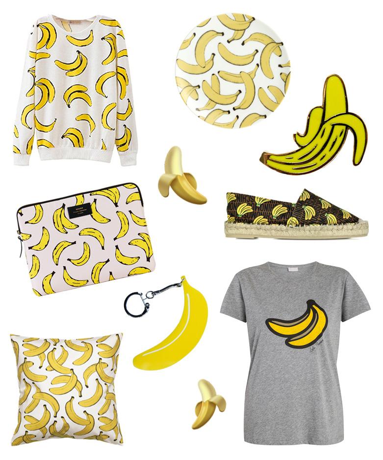 BLONDE-Bananen-Trend