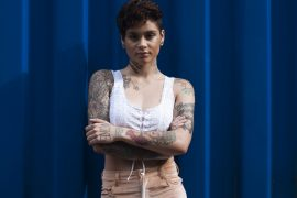 kehlani Interview Portrait Tattoos