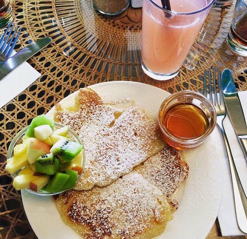 Cafe-Frohlein-Pancakes