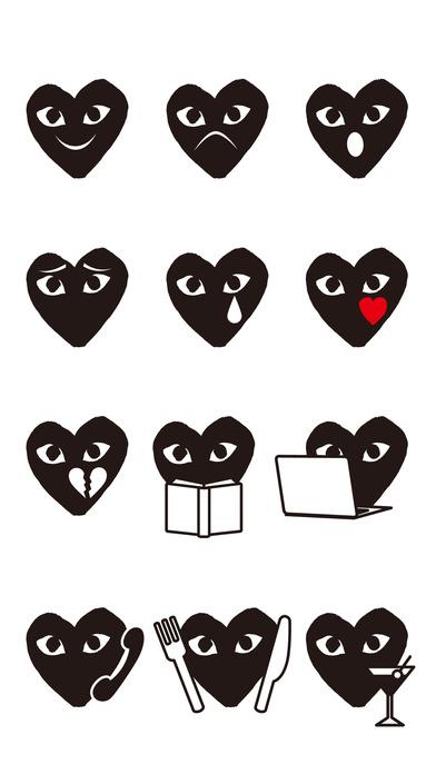BLONDE-Comme-des-Garcons-Emoji-1