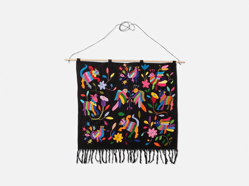 BLONDE-Folkdays-Wallhanging