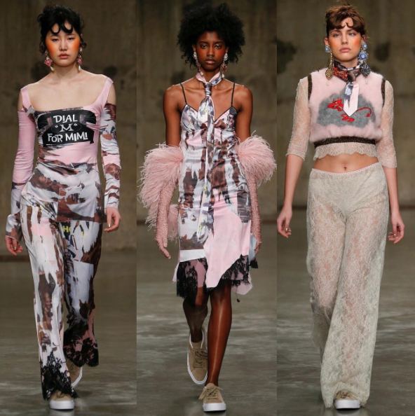 <h6 class='secondary-title'>InstaFive On A Tuesday</h6><h3>Die Highlights der London Fashion Week</h3>