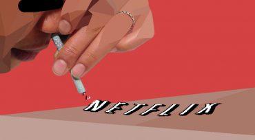 blonde-kolumne-seriensucht-illustration-serie-netflix