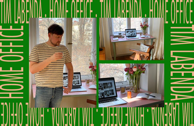 Interior Experte Tim Labenda über Home Office und DIY Tipps