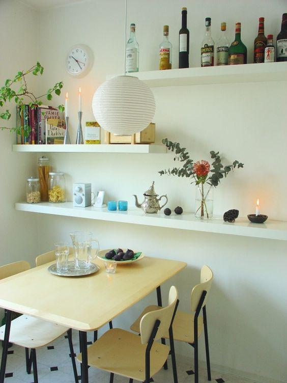 5 Ideen für eine kleine Küche - BLONDE MAGAZINE