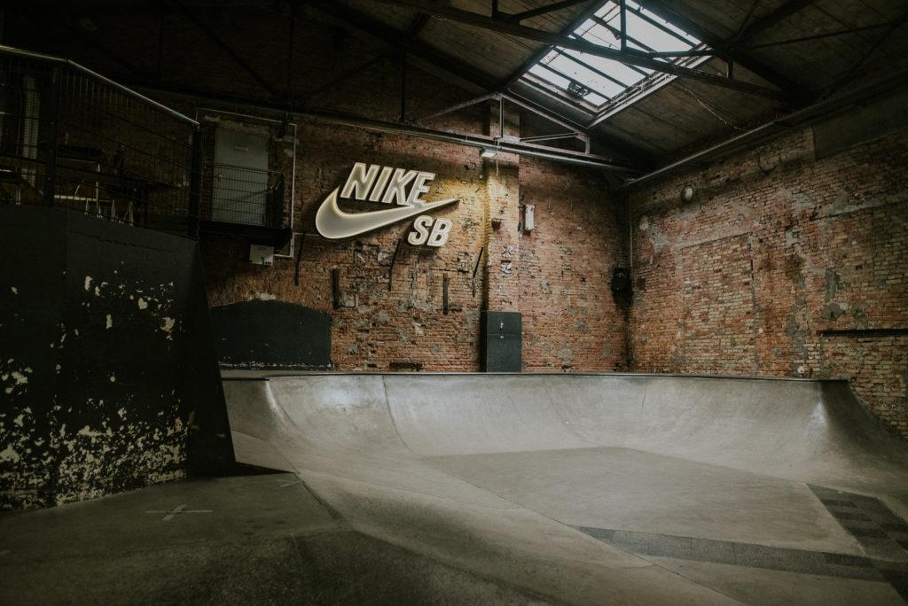Skate Nike
