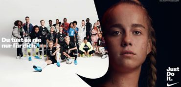 Nike Kick off Kampagne