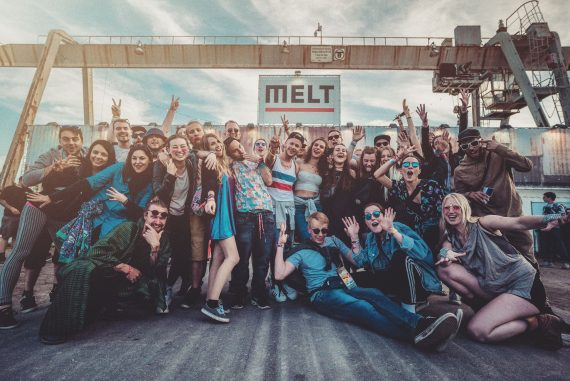 Melt Festival Superdry Sounds Newcomer Festival