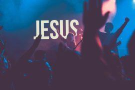 Buehne Kirche Glauben Konzert Religion