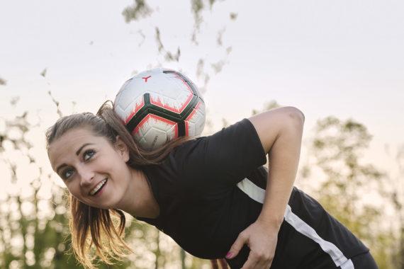 Nike Sara Däbritz Fußball