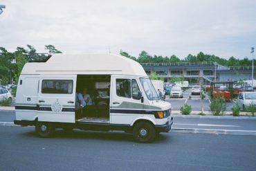 Urlaub im Van