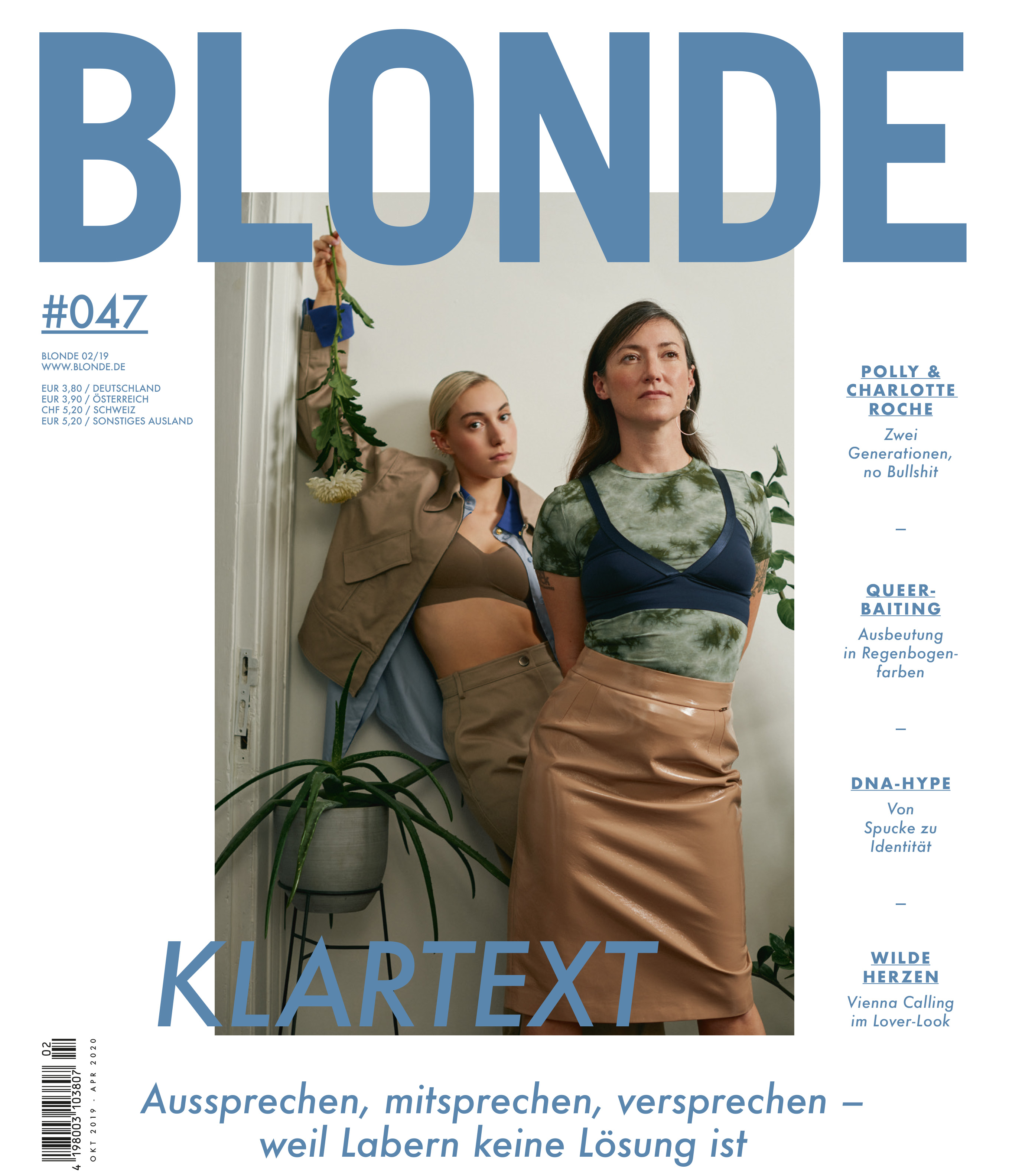 Blonde-Magazin