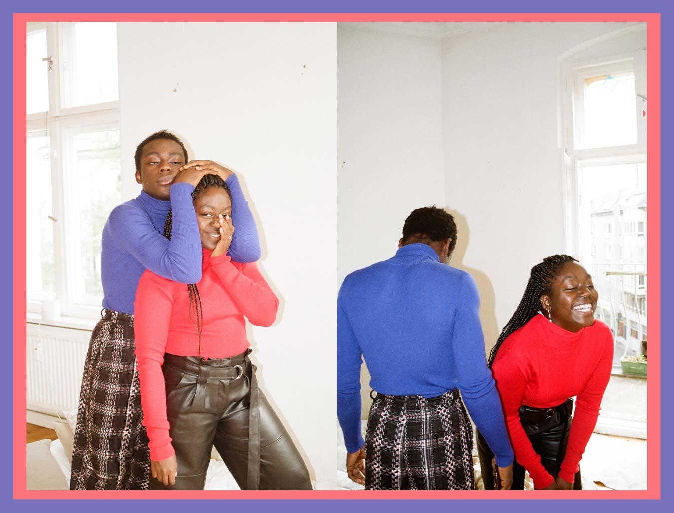 Die Opoku Geschwister
