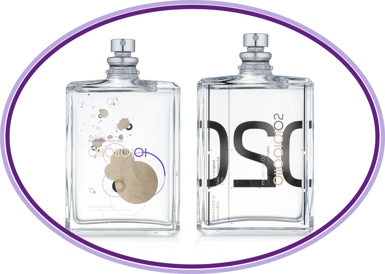 Beauty Produkte anpassen Molekularparfüm