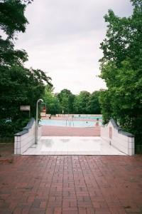 Schwimmerbecken Prinzenbad